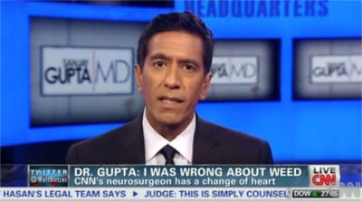 Dr. Sanjay Gupta of CNN Endorses CBD Oil for Epilepsy