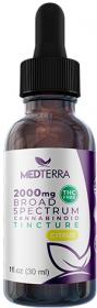 Medterra Broad Spectrum CBD Oil