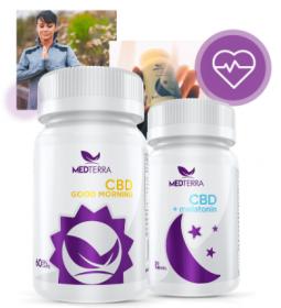 Medterra CBD Wellness products