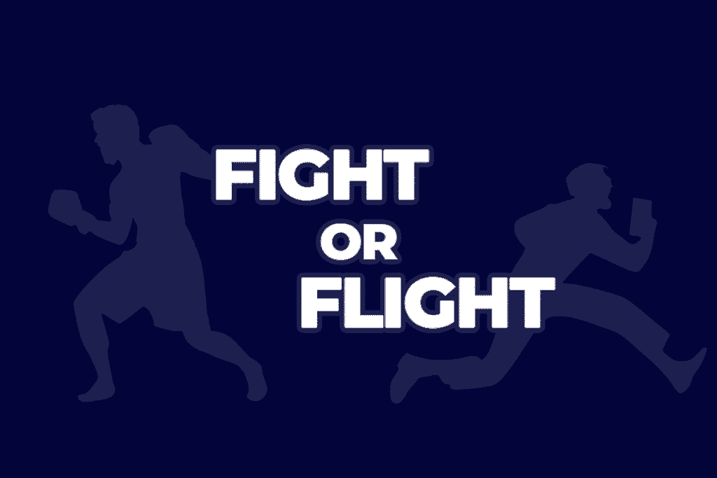 CBD and the Fight or Flight Syndrome