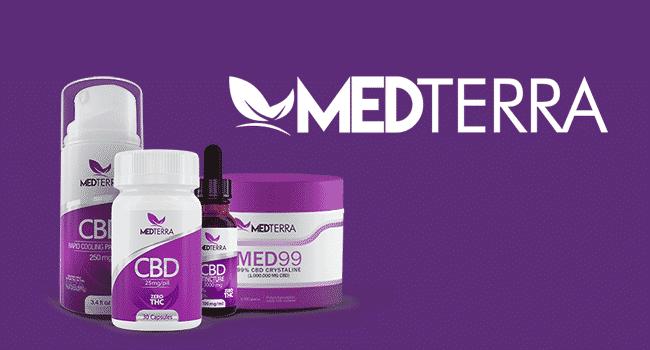 Medterra CBD Products