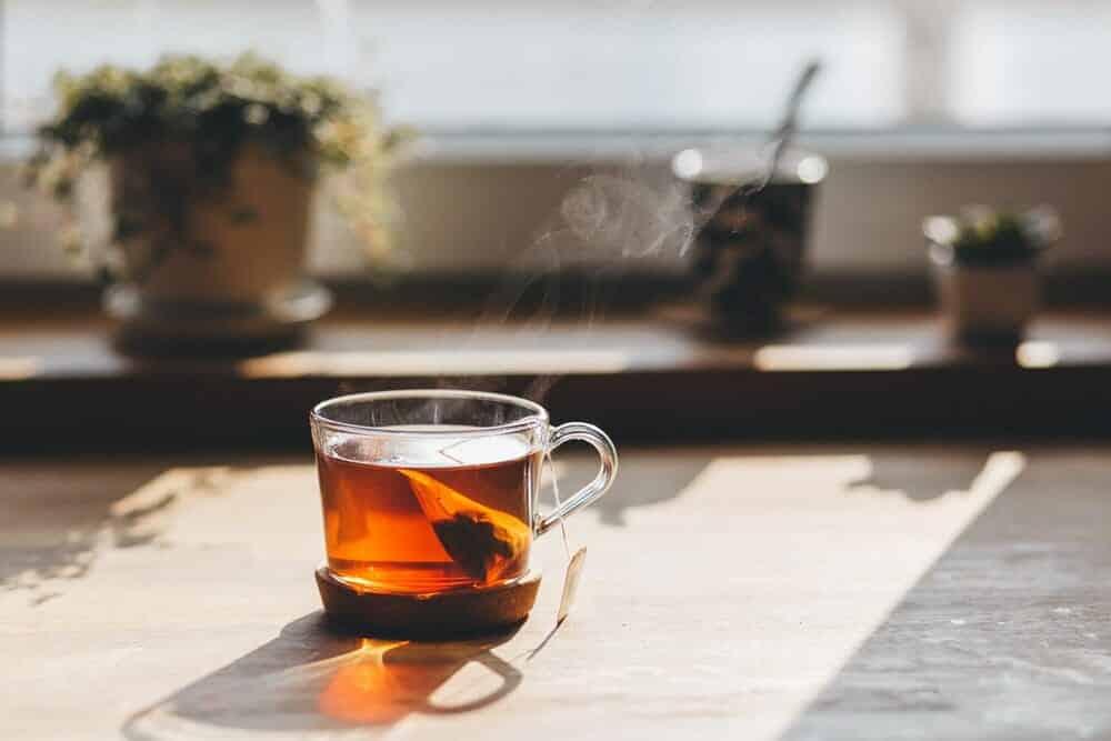 cbd tea flavor