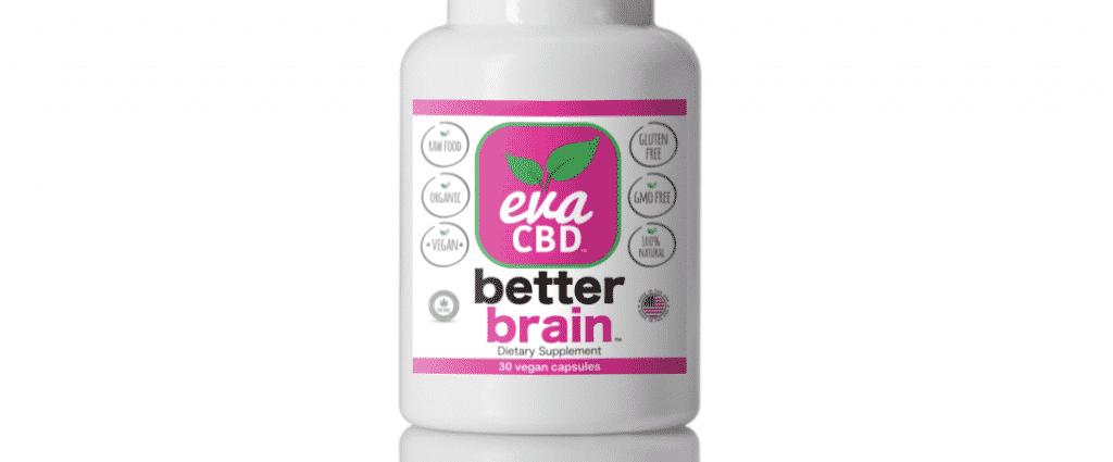 Better Brain Eva CBD Review