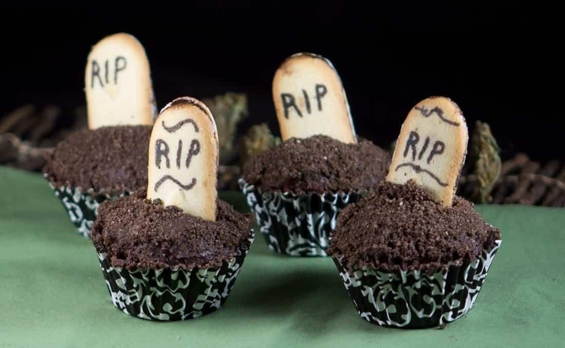 CBD cupcakes recipe