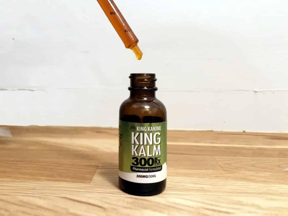 King kalm cbd oil review