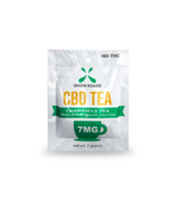 Green Roads CBD Tea