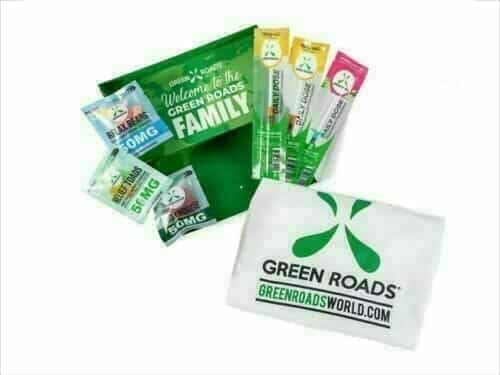 Green roads holiday stuffer bundle