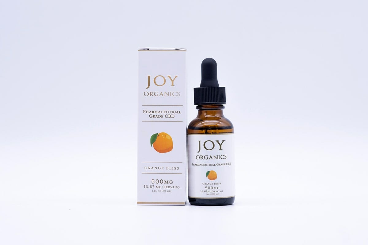 Joy Organics CBD Oil Review