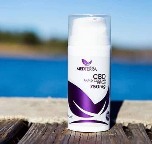 Medterra cbd cooling cream review min