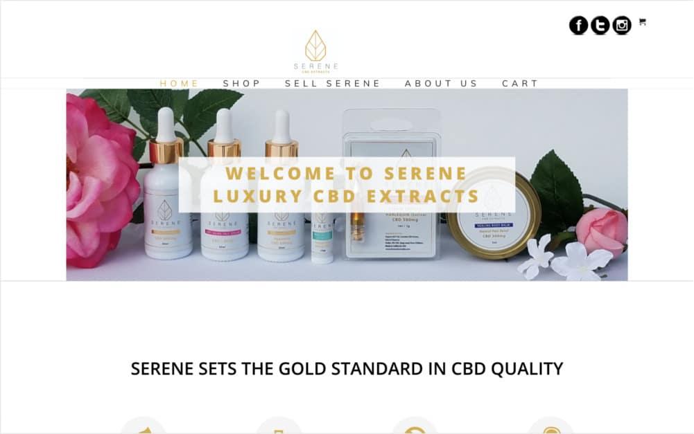 Shop Serene CBD Extracts | Serene CBD 2019 Review