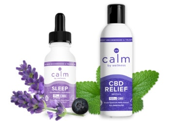 Calm by Wellness Review | CBD Origin