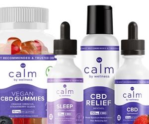 Black Friday CBD Deals | Calm by Wellness