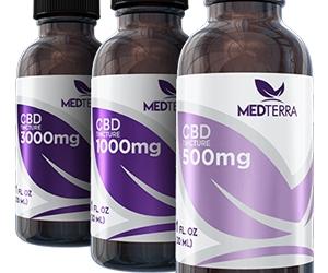 Black Friday CBD deals | Medterra CBD