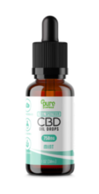 Full Spectrum CBD Oil Drops – 750 mg