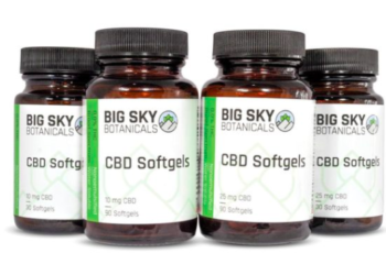 Big Sky Botanicals CBD Softcheews
