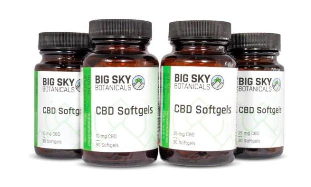 Big Sky Botanicals CBD Softcheews