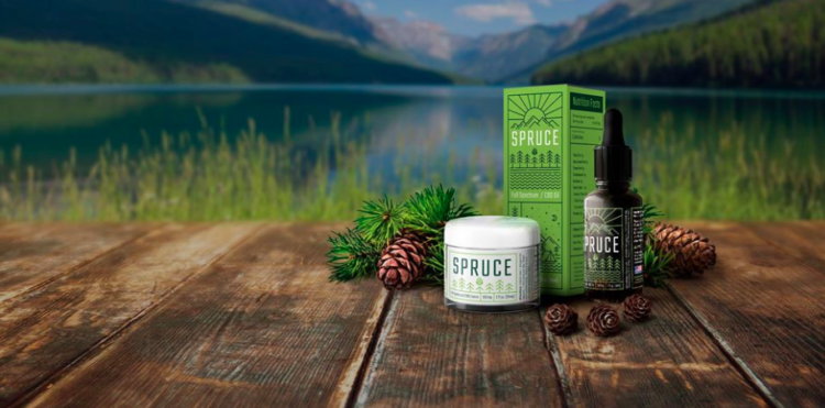 Spruce cbd cover