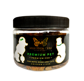 MIle High CBD Pets