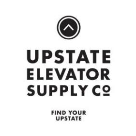 Upstate Elevator Logo