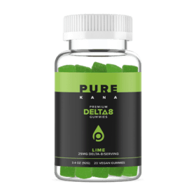 Pure Kana Delta-8 THC Product Review